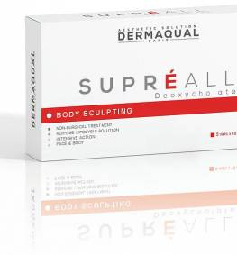 DERMAQUAL - SupreAll - lipolytic treatment 5x10ml