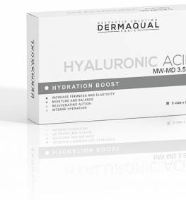 DERMAQUAL - GSH + C1000 mesotherapy ampoules 5x200mg